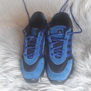 So Danca Royal blue Dance/Zumba shoes- 8
